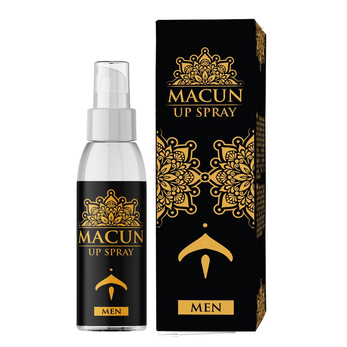 Macun Up Sprej