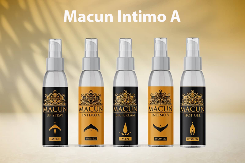 Macun Intimo A unisex